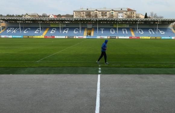 Крим се подготвя за първото си самостоятелно първенство