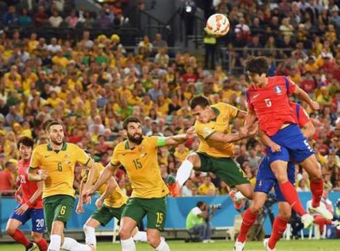 Австралия спечели Купата на Азия