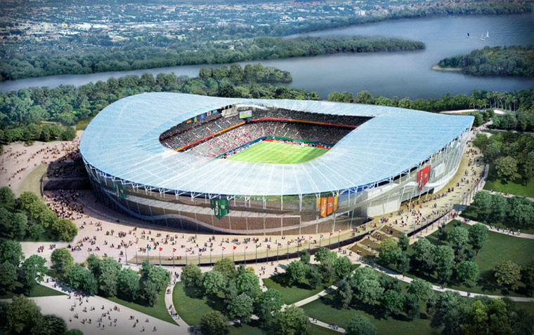sport-011 стадион Стадиони sport 011