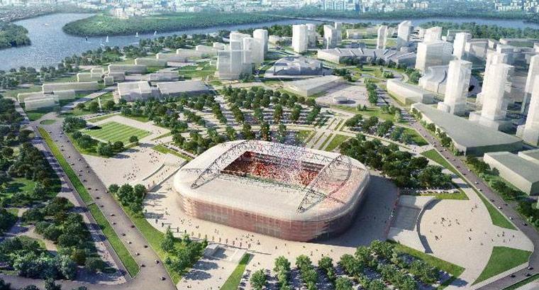 sport-016 стадион Стадиони sport 016