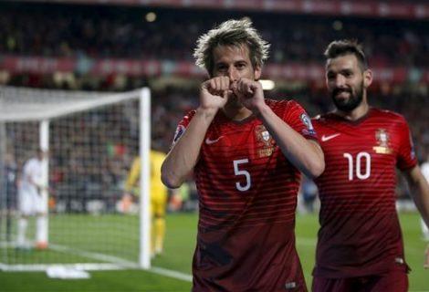 Португалия победи Дания и се класира за Евро 2016