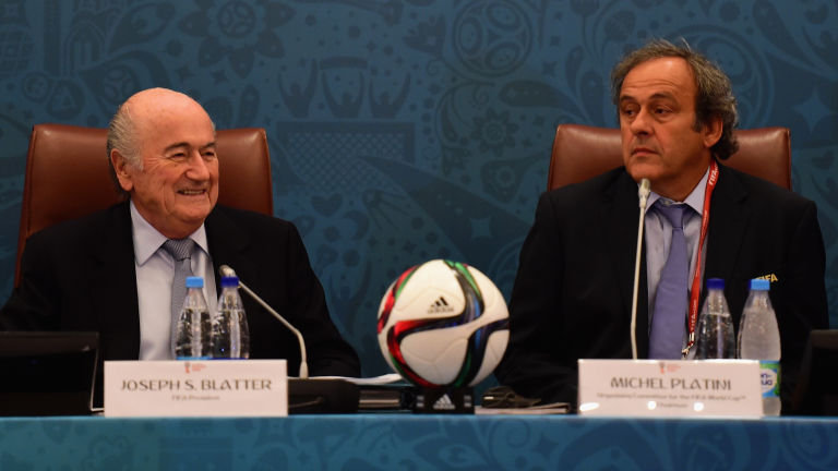 Наказанието на Платини остава, съдбата на шефовете на световния футбол става ясна на 21 декември