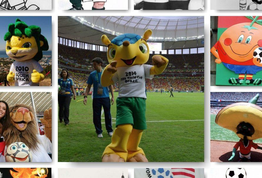 От 1966 до 2014: Талисманите на Световното първенство по футбол