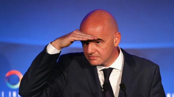 Италия подкрепя Джани Инфантино за президент на ФИФА