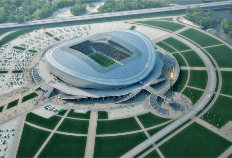 Стадион Казан