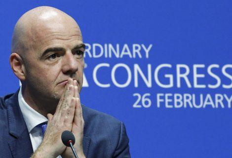 Интервю с новия президент на ФИФА Джани Инфантино