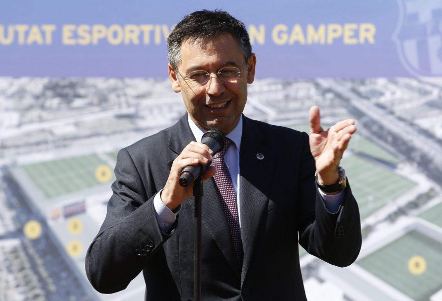 Барселона подкрепи идеята за Суперсветовно първенство
