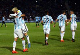 Меси се върна и Аржентина пак бие голям съперник