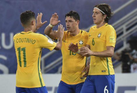 Коутиньо: Това не беше нашето шоу с Неймар, а на Бразилия