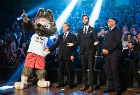Вълк ще бъде официален талисман на Световно 2018