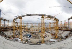Екатеринбург Арена се подготвя за нов живот!