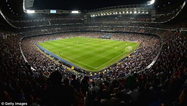 Реал Мадрид Как преди година ФИФА помогна на Реал Мадрид? 30AC993400000578 0 Real Madrid s ground the Santiago Bernabeu has been ear marked a a 24 1455622380531