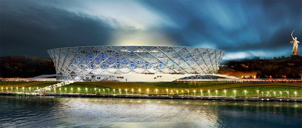 Волгоград Волгоград - съкровището на Южна Русия volgograd new stadium 001