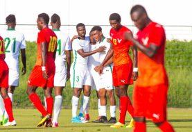 Нигерия разби Того за половин час